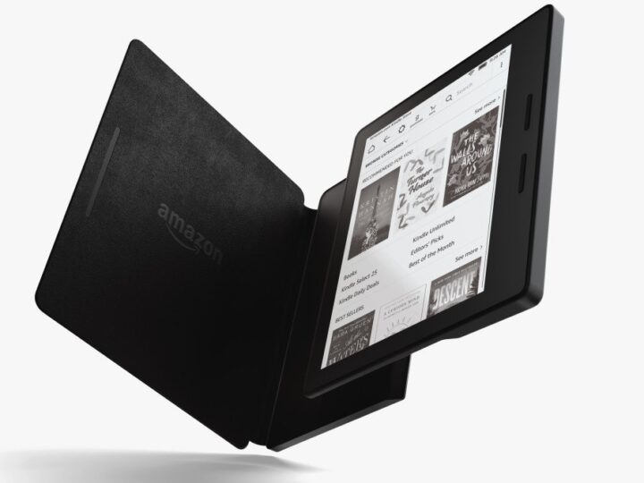 Amazon's Kindle Oasis Is the Best e-Reader I've Ever Seen
