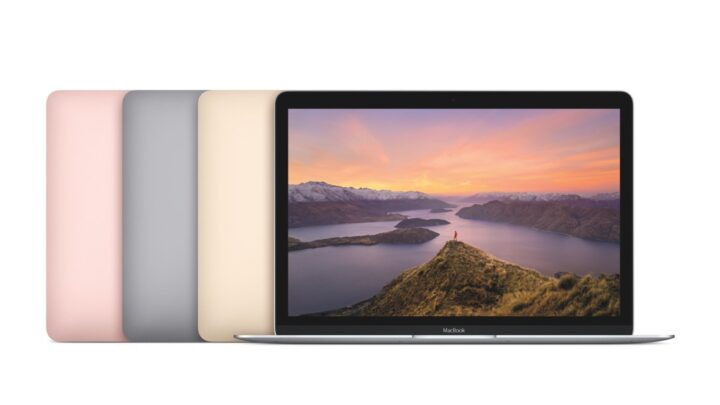 12-Inch MacBook Upgraded by Apple with New Processor, Better Battery & More