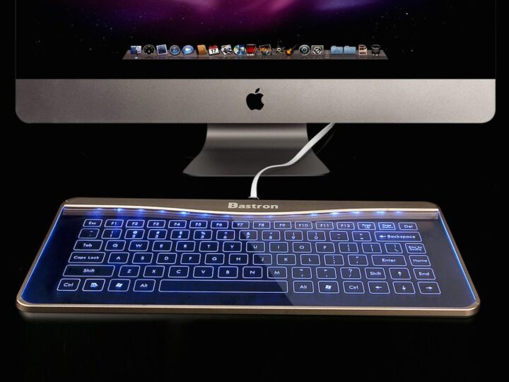 Future MacBooks Might Get Touch Keyboards with Virtual Keys