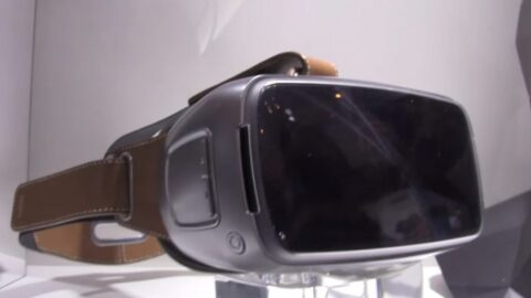 ASUS VR Detailed in Its Entire Leathery Glory