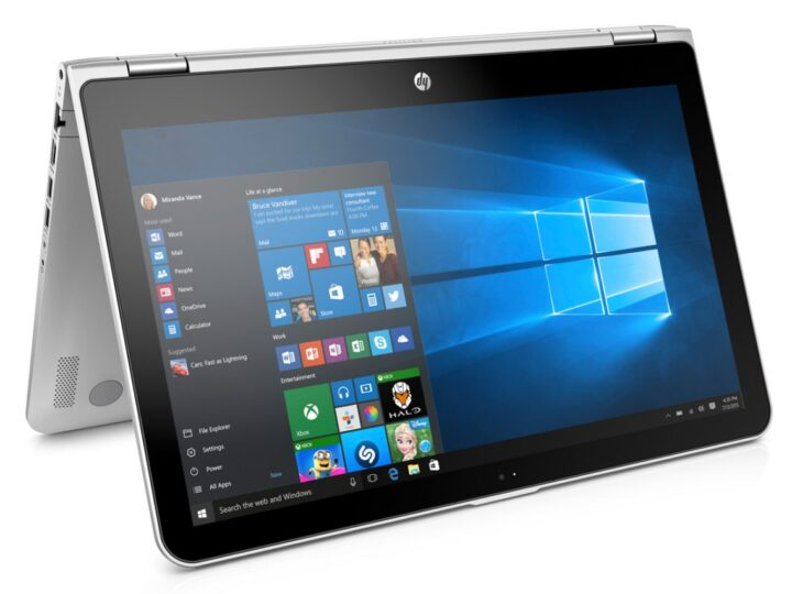 New 15-inch HP Pavilion x360 Announced, Details Here