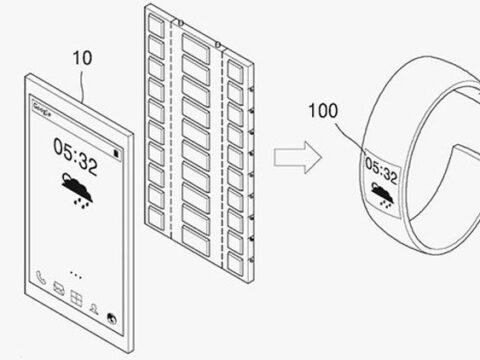 Samsung Prepares Amazing Smartphone / Tablet / Smartwatch Hybrid