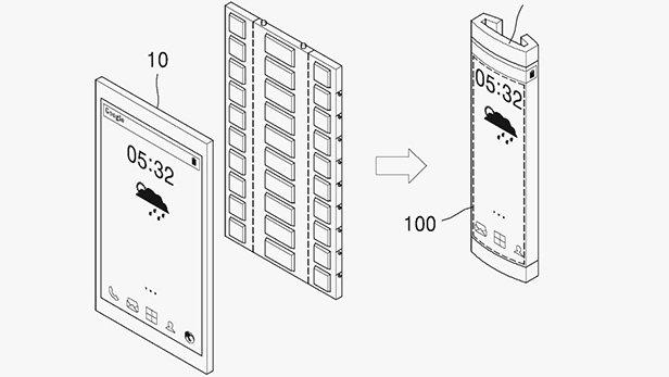 samsung patent hybrid phone tablet watch 03