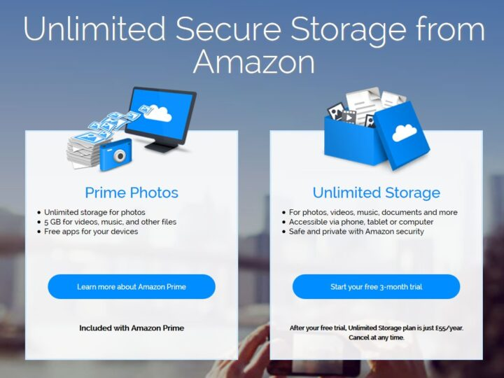 Move Everything in the Cloud With the Just-Launched Amazon Unlimited Storage