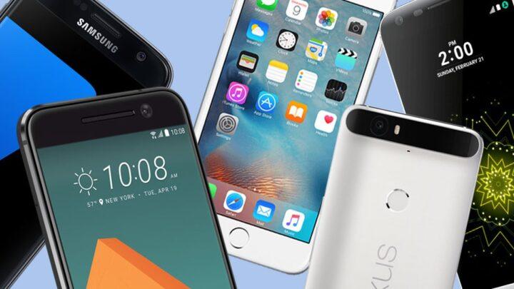 10 Best Smartphones of 2016
