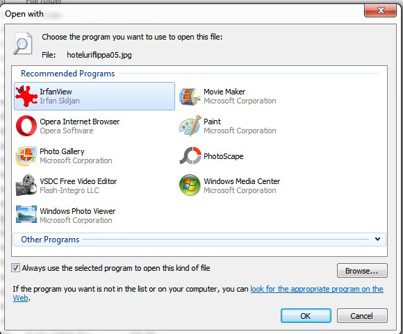 how to change default program in windows 7 - 2