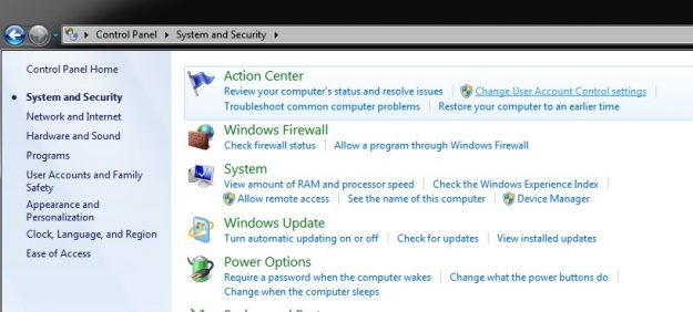 how to change uac levels windows 7 01