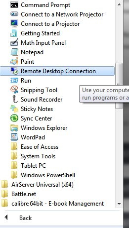 how to remotely control computer windows 7 04
