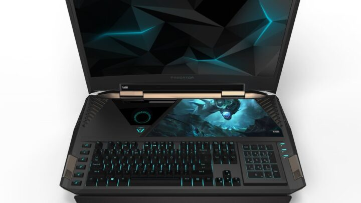 Acer Plans to Launch Amazing Acer Predator 21X