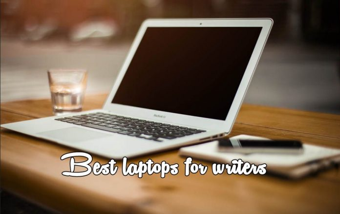 best laptops for writers authors in 2018 techosaurus rex. Black Bedroom Furniture Sets. Home Design Ideas