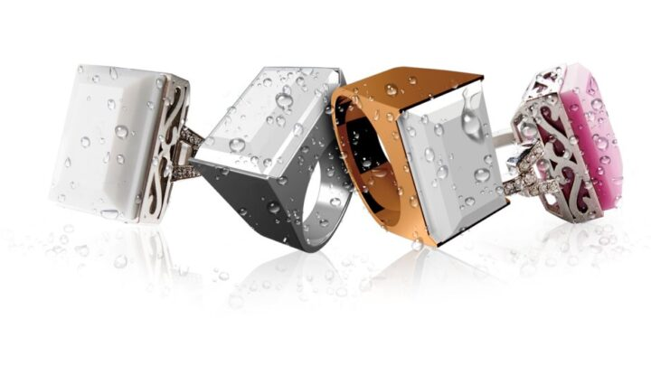 7 Ares Smart Ring: Really Smart Wearable Jewelry