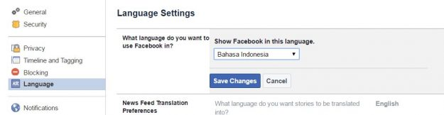 Tutorial: How to Make Facebook Show Your First Name Only