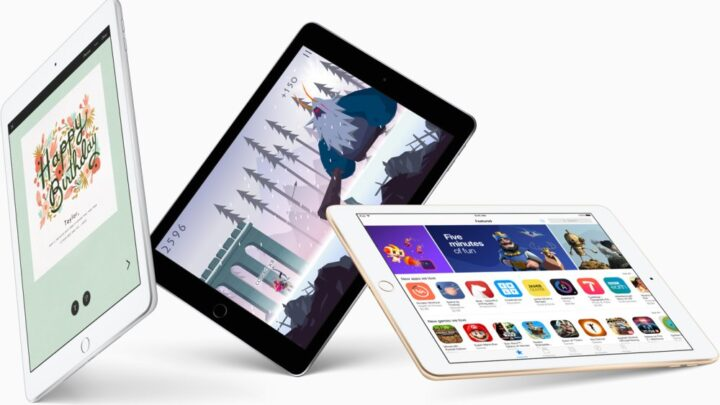 Apple Launches New iPad Which Is Pretty Much a Cheaper Old iPad