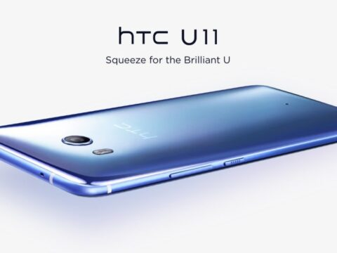 HTC U11 Details: Best Smartphone Camera & Squeeze to Launch Apps