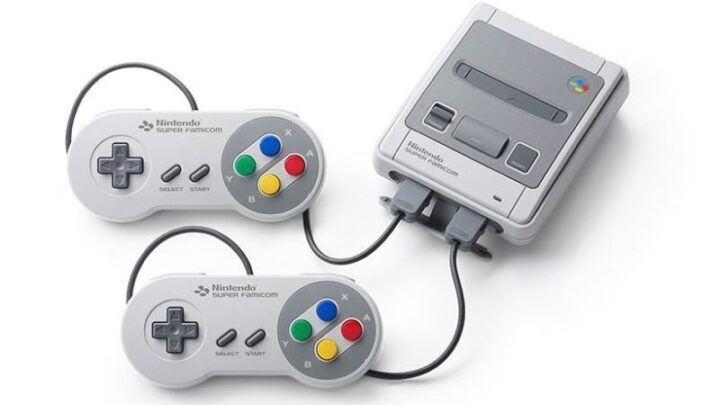 Japan Gets Blast from the Past with Super Famicom Mini