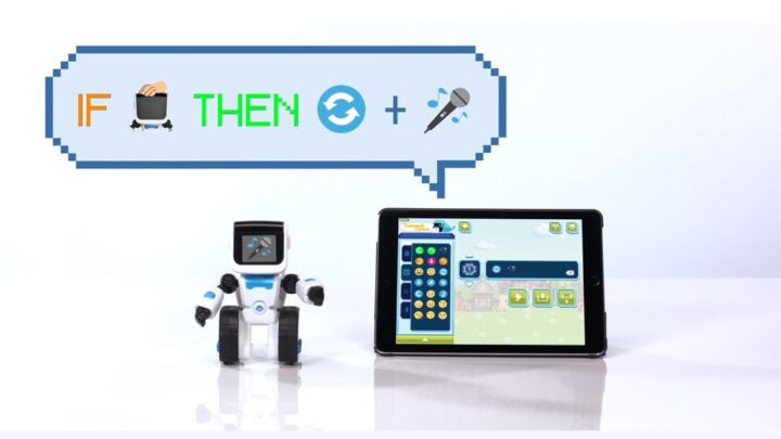 COJI The Coding Robot Toy Is the Perfect Smart Gadget for Kids