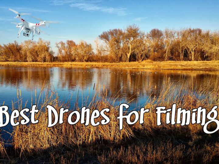 Best Commercial Drones for Filming in 2018