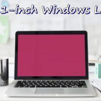 best 11 inch windows laptops