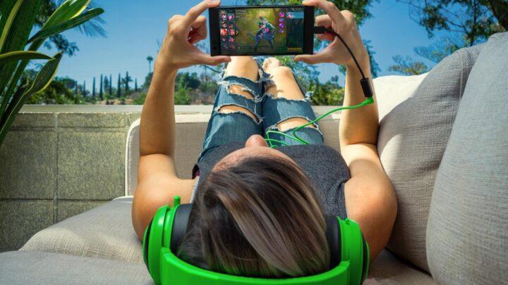 Razer Unveils Razer Phone: The Smartphone Created for Gamers