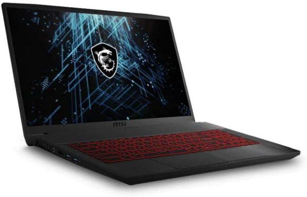 cuk msi gaming laptops
