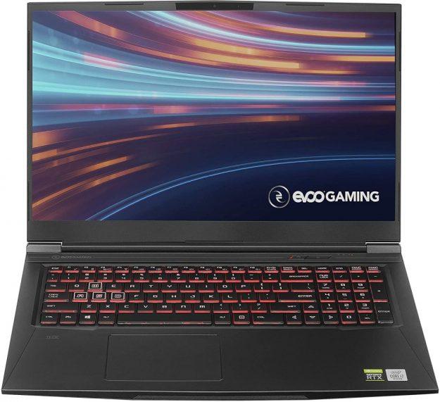 evoo gaming laptop
