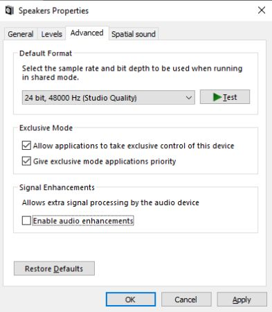 How to fix white noise on headphones 2