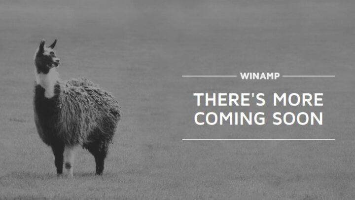 Updated Winamp Available for Download in 2019