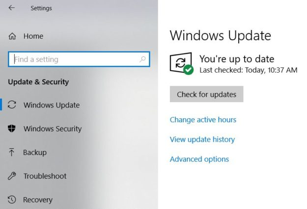 Windows Update Messed Up My Computer 2019