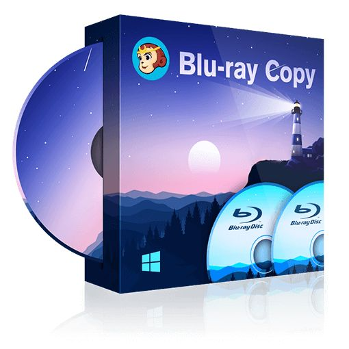 DVDFab Blu-ray Copy Blu-Ray Burning Software