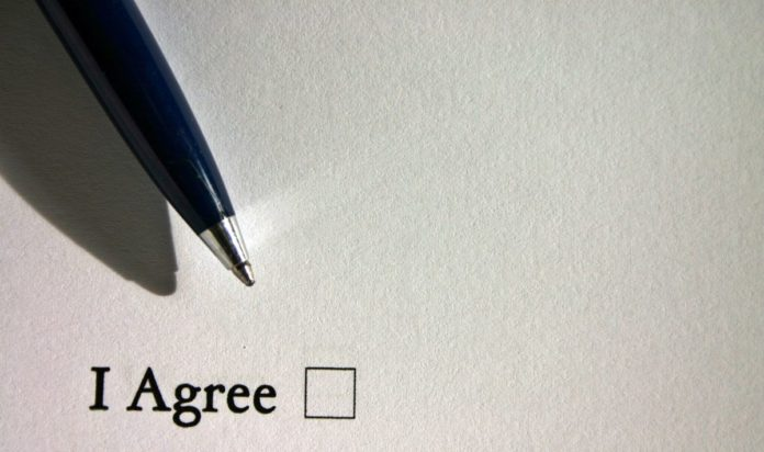 how to add checkbox in microsoft word