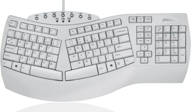 Periboard 512 keyboard for writers