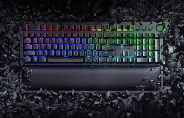 razer keyboard for writers