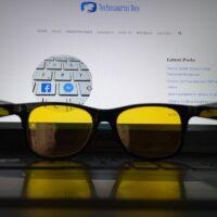 best blue light glasses for men