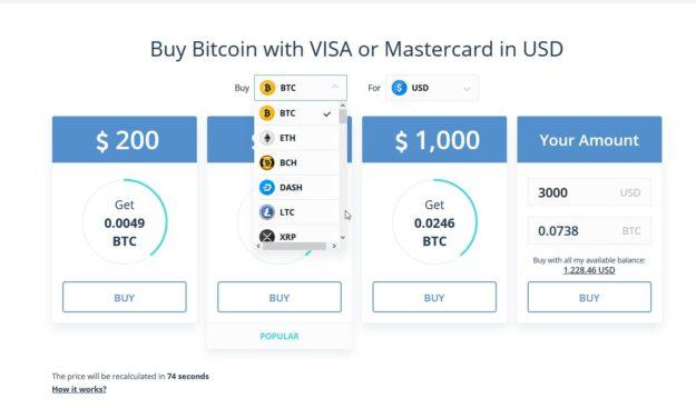 cex io buy bitcoin