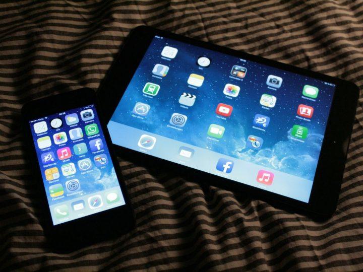 ipad camera vs iphone camera