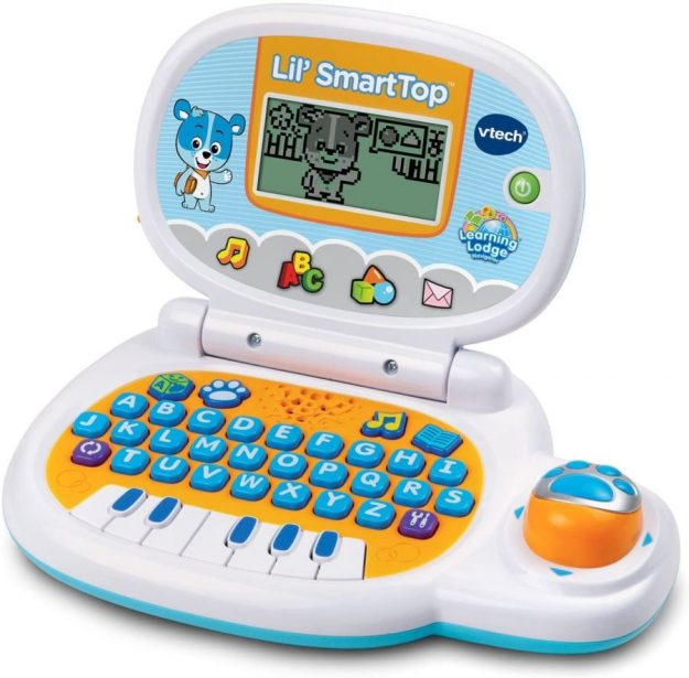 lil smarttop toy laptop