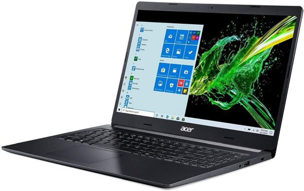 Acer Aspire 5 laptop for fashion designers