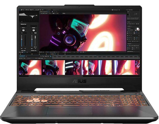 asus tuf laptop for designers