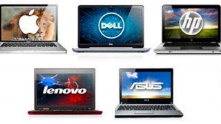 average laptop lifespan by brand