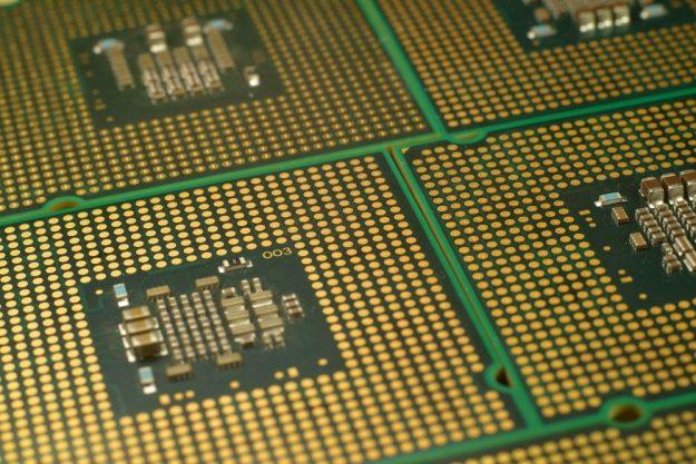 Computer CPUs