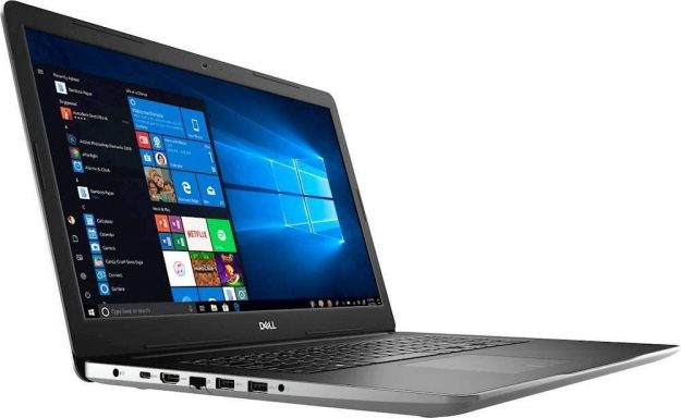 dell 17 inch laptop for fashion designers