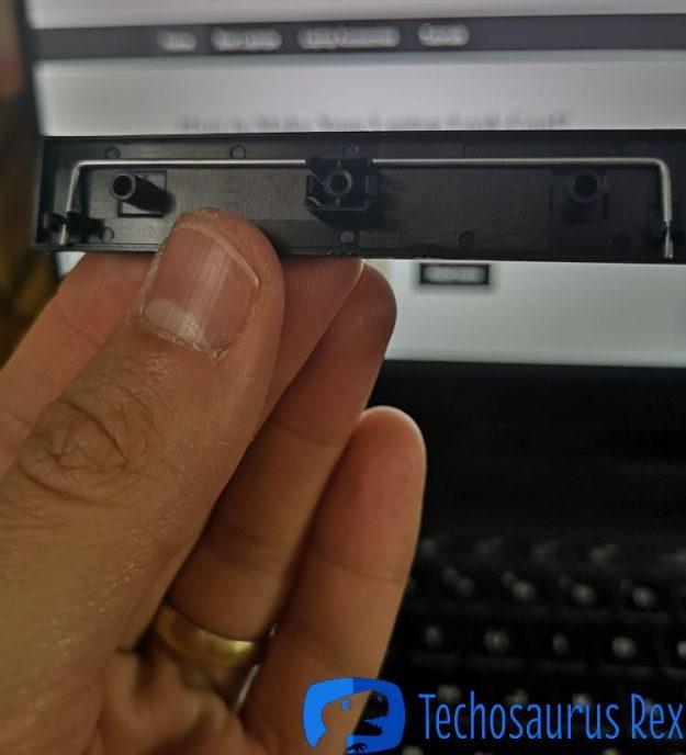 fix spacebar on a laptop