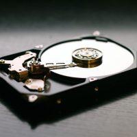 hard drive size comparison chart