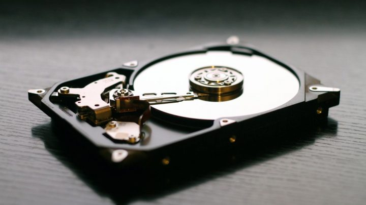 Hard Disk Storage Capacity Chart