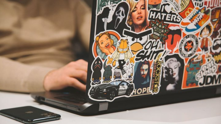 How to Remove Laptop Stickers Without Damaging Them (or the Laptop)