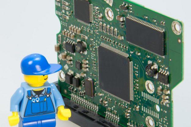 laptop short circuit