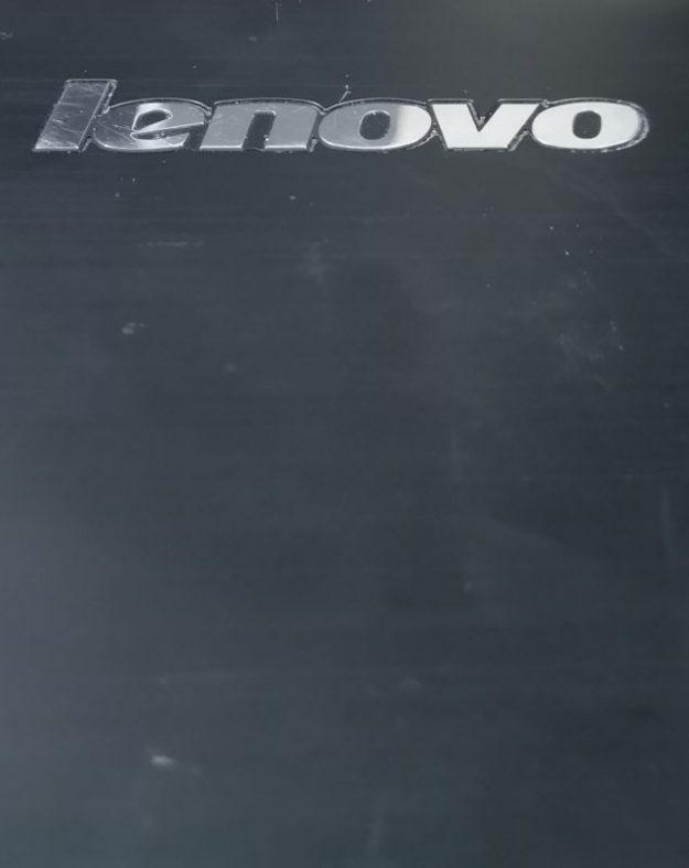 Lenovo Laptop Detail