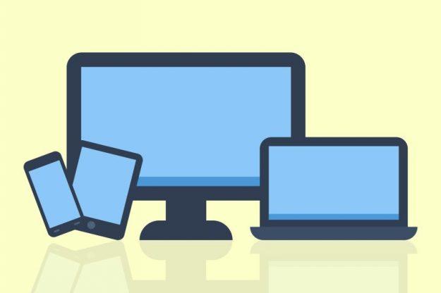 various laptop screen sizes