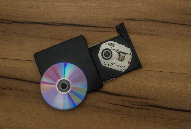 portable cd drive