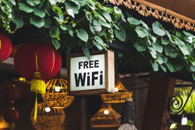 free wifi restaurant